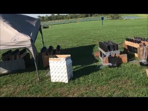 2018 YMCA Fundraiser KCAP Fireworks Display Setup
