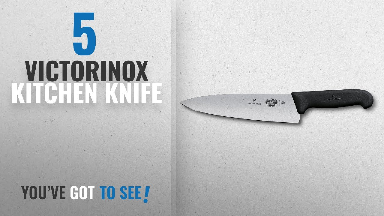 Top 5 Victorinox Kitchen Knife [2018]: Victorinox Fibrox Pro Chef\'s ...