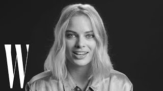 Margot Robbie On Tonya Harding and Her Favorite Halloween Costumes | Screen Tests | W Magazine