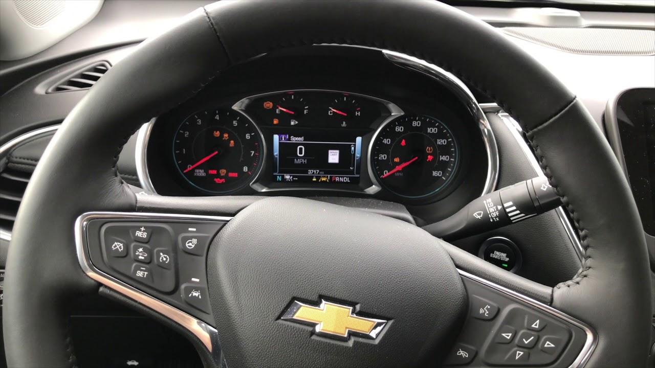 Chevrolet Malibu 2017 Engine Cranking After Oil Change O