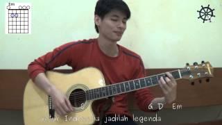 Akustik Gitar - Belajar Lagu (Jadilah Legenda - Superman Is Dead)
