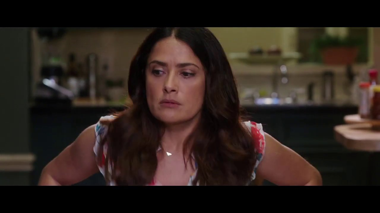 Eugenio Derbez, Salma Hayek  How To Be A Latin Lover  Film Clip