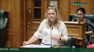 Accident Compensation Amendment Bill - Second Reading - Video 3
