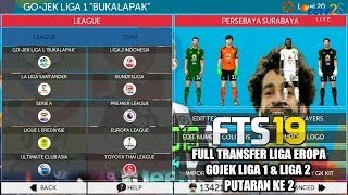Cara Download Game FTS 2019 Mod Gojek Liga 1 Dan Liga 2 Di Android