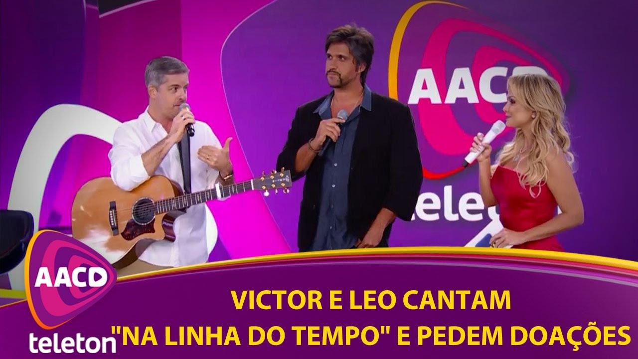 VIVO LEO MP3 PALCO EM AO E VICTOR BAIXAR FLORIPA