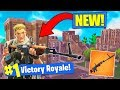 *NEW* TOWN & RIFLE Coming to Fortnite Battle Royale!