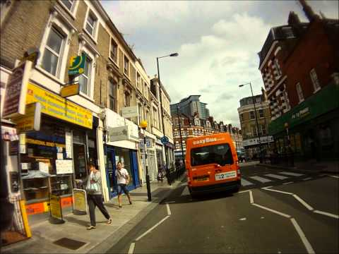 Run 20   Fulham High Street SW6 to Powis Square W11 MOV