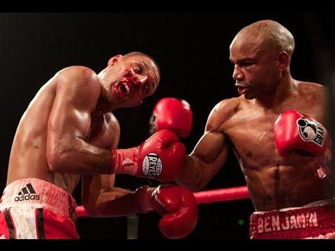 Kell Brook vs Carson Jones Round 12 Rocky theme