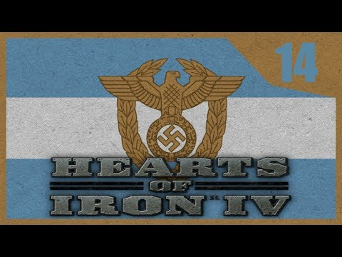 Hearts of Iron IV - Road To 56 - Argentina #14