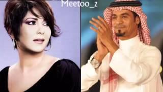 نوال الكويتية و رابح صقر - كل مافي الامر 2015.mp4