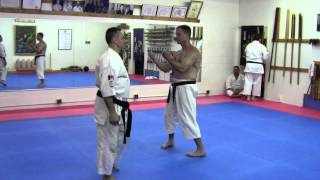 Isshinryu Sanchin Kata