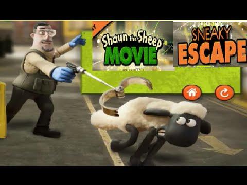 Играем в Home Sheep Home 2 (Барашек Шон) прикольная игруха