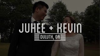 Guy Pursues Girl For Over 11 Years!! Beautiful Wedding Video in Duluth, Georgia