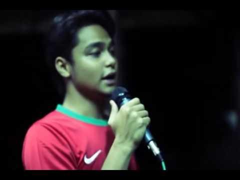 Syafiq kyle karaoke lagu kau yg bernama seri