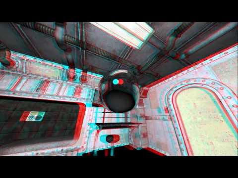3D видео-ролик для дискотеки (Анаглиф)   3D video for disco arkwars.ru 92d19a958a1ab