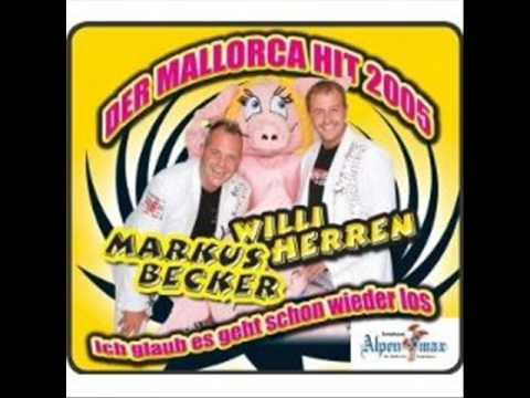 Willi Herren und Markus Becker -  Ich Glaub Es Geht Schon Wieder Los