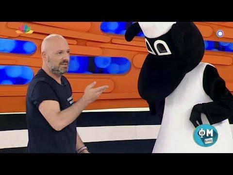 ΦΜ Live -  26.5.2016 - Νίκος Μουτσινάς!