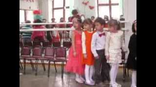 Алматы ДШ 3 Балаусы дошкольники 2013 открытый урок v1