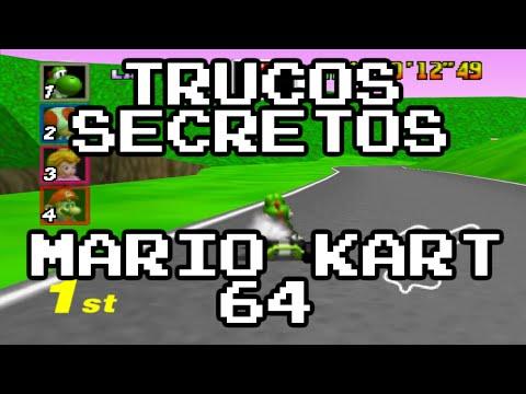 Trucos Secretos: Mario Kart 64 Glitches - Retro Toro