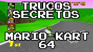 Trucos Secretos: Mario Kart 64 Glitches - Retro Toro