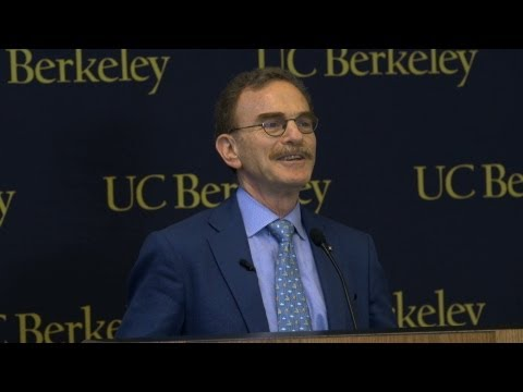 Berkeley Prof. Randy Schekman Nobel Prize Press Conference, Pt 1