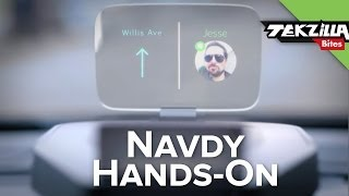 Navdy Hands-On: The Car Dashboard Of The Future?