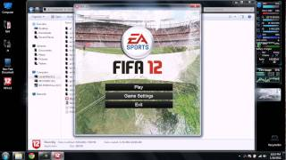 How To: Change the graphics in Fifa 12 PC ( 2012 edit )