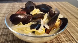 Mussel Soup ( Tinolang Tahong) ll How to cook quick and easy recipe ll EP. 03