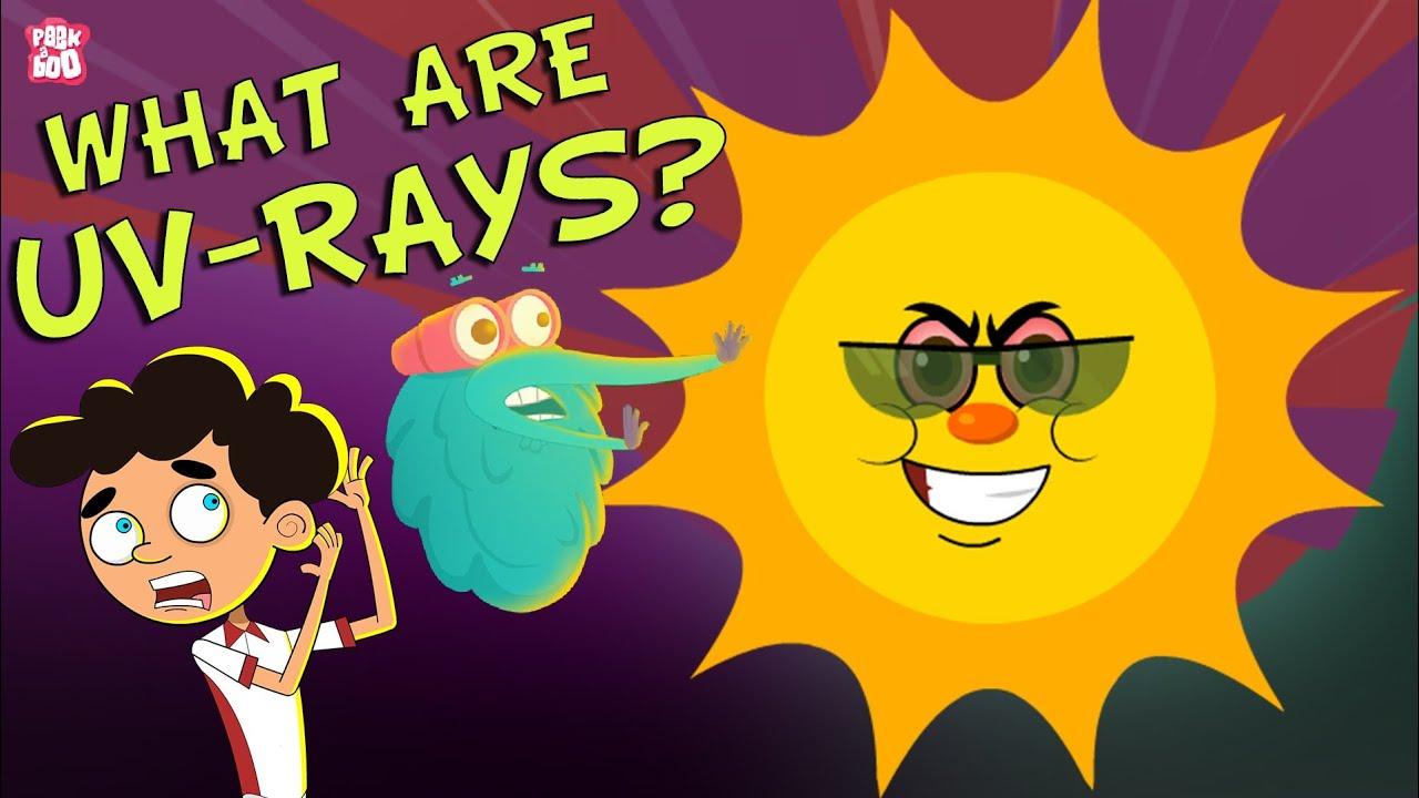 ULTRAVIOLET RAYS   How Harmful Are UV Rays?   Ultraviolet Radiation   Dr Binocs Show   Peekaboo Kidz