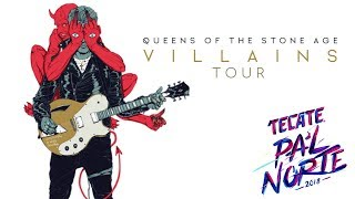 Queens Of The Stone Age: Make It Wit Chu (Pal Norte 2018 - Monterrey, Mex) thumbnail