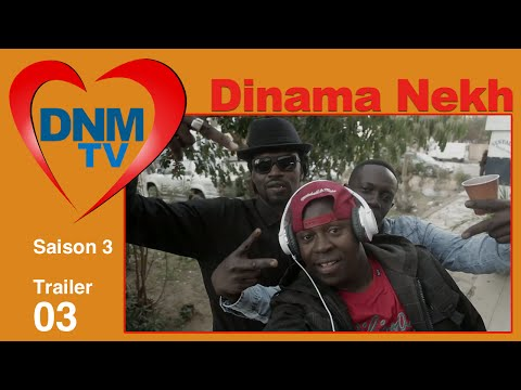 Dinama Nekh - saison 3 : Kheuch #DinamaNekhSelfie