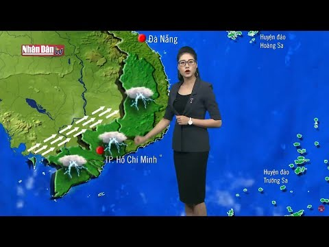 Dự báo thời tiết hôm nay và ngày mai 14/6 | Dự báo thời tiết đêm nay mới nhất