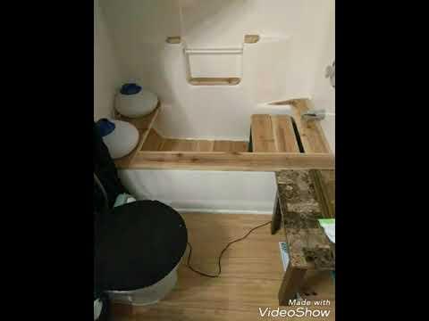 DIY:Bathroom Sauna