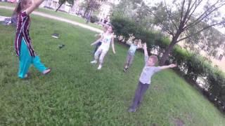 Индийский танец | Мастер-класс для детей | Студия индийского танца САНДЖАЯ | Яна Никитина