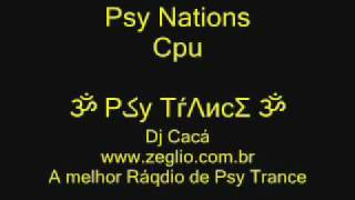 Psy Nations - CPU