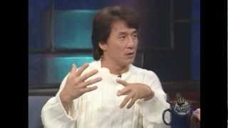 Jackie Chan on The Daily Show (1999)