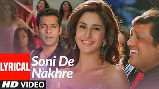 Download Lyrical: Soni De Nakhre | Partner | Govinda, Salman Khan, Katrina Kaif | Sajid - Wajid