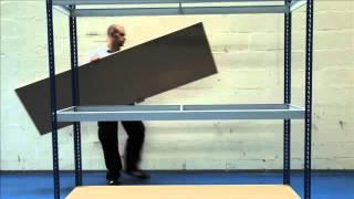 Heavy Duty Longspan Shelving - Storage - Theworkplacedepot
