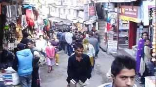 Shimla Mall Road,Tibitan Market,Ice skating rink