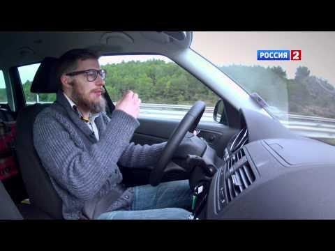 Тест-драйв Skoda Yeti 1,4 2013 // АвтоВести 99