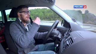 Тест-драйв Skoda Yeti 1,4 2013 // АвтоВести 99(Тест-драйв Skoda Yeti с мотором 1,4 турбо в программе