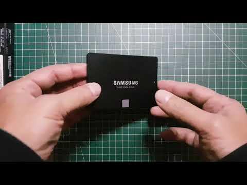 """Samsung 860 Evo-Series 500GB 2.5"""" SATA III V-NAND 3bitMLC (MZ-76E500BW)"""
