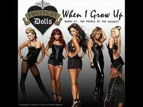 Pussy Cat Dolls When I Grow Up Remix 121