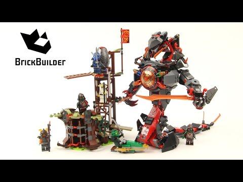 Lego Ninjago 70626 Dawn Of Iron Doom Lego Speed Build Youtube