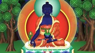 Medicine Buddha |  Healing Mantra | Blue Buddha
