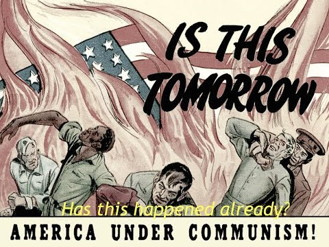 Has American Already Been Taken Over?  - 45 Communist Goals Read into Congressional Record 1963