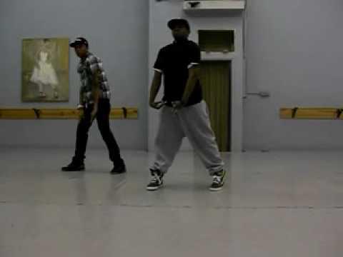 Usher OMG: SeanKiddFreeman Choreography