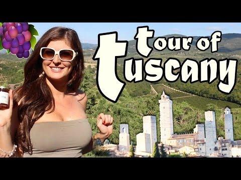 ITALY Travel- Tuscany & San Gimignano