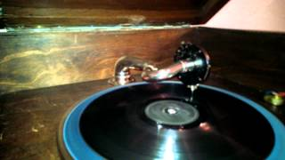 78rpm Louis Armstrong Back O