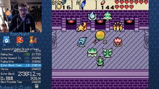 The Legend of Zelda: Oracle of Ages - All Essences Speedrun - 2:42:36